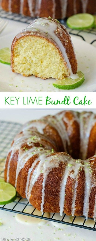 Best Key Lime Pound Cake Recipe