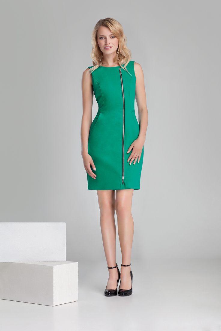 Nowa kolekcja #danhen #jesienzima2014 #fw2014 #fashion #green #zielen