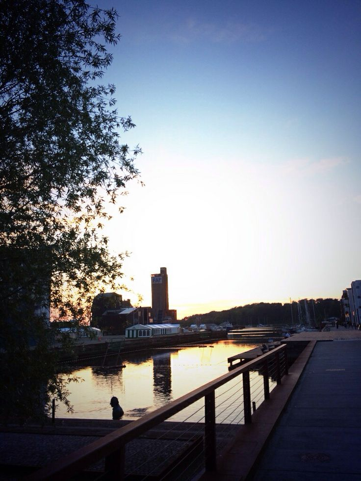 Odense Harbour. My City. #mitodense #mitfyn