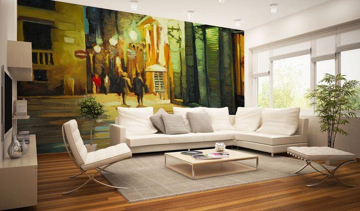 Fototapeta deKEA - Impresjonizm na ścianie