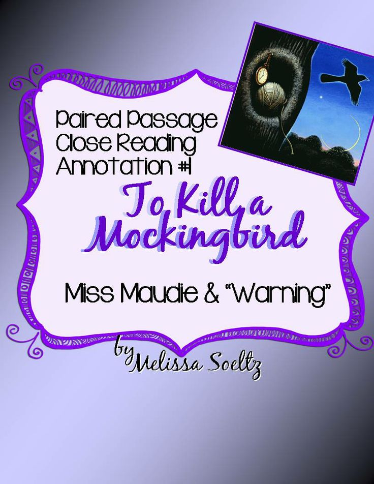 to kill a mockingbird a well Harper lee's to kill a mockingbird is a coming-of-age novel that not only explores the trials and tribulations of adolescence, but also provides a vehicle for discussions about racial injustice and the struggle between good and evil.