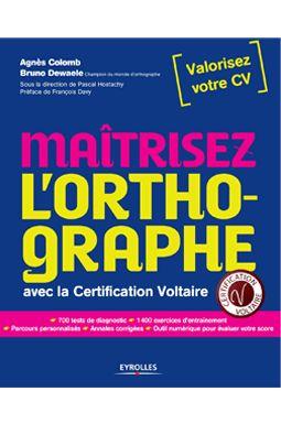 L'orthographe vous passionne ? Découvrez les actualités du Projet Voltaire. Règles d'orthographe, découvertes, évènements, témoignages... Ne manquez rien !