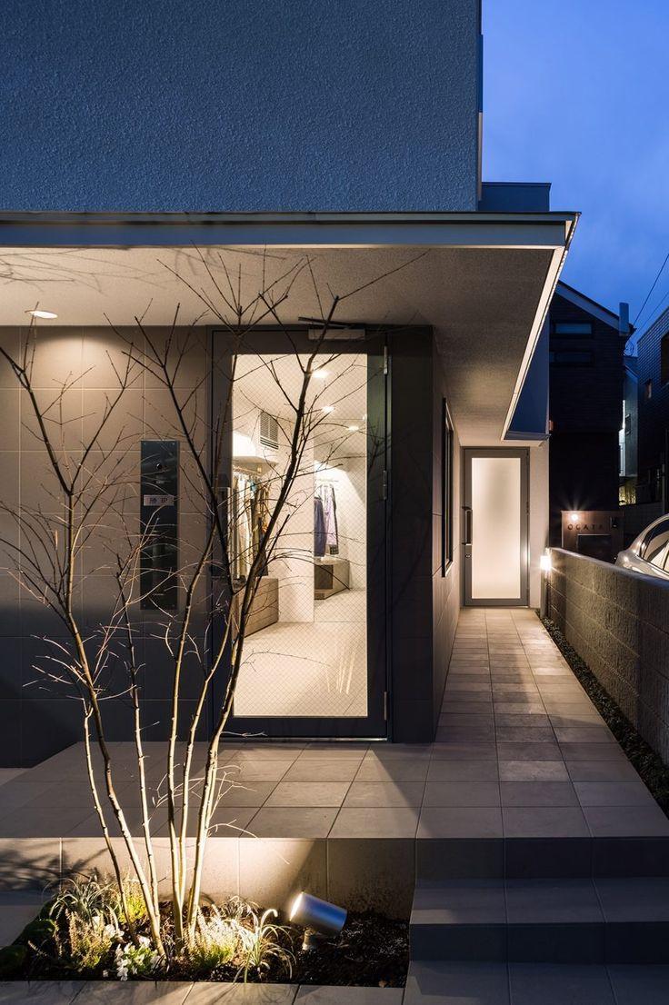763 best Japanese houses images on Pinterest   Japanese house ...