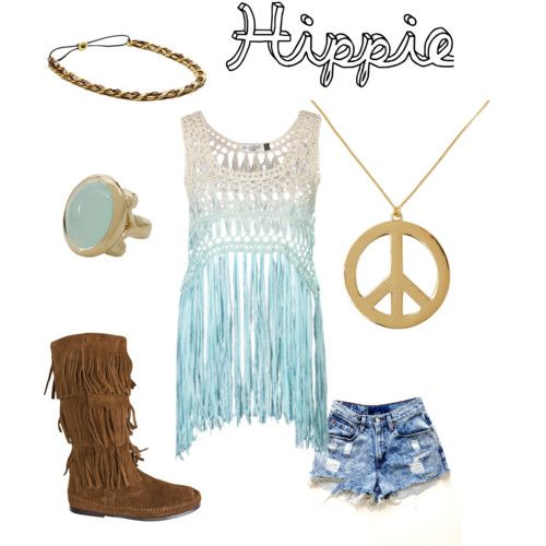 easy diy hippie costume - Google Search