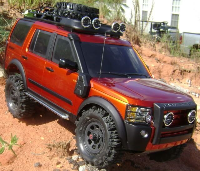 Land Rover LR3 Project ( 1 10th Scale) - Scale 4x4 R/C Forums