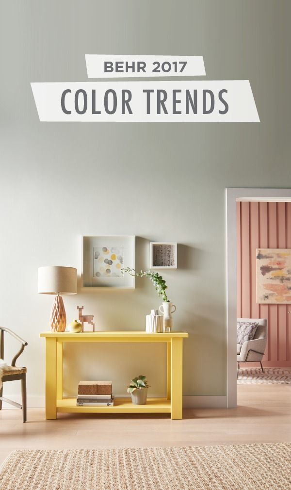 81 best images about behr 2017 color trends on pinterest Behr color of the year 2017
