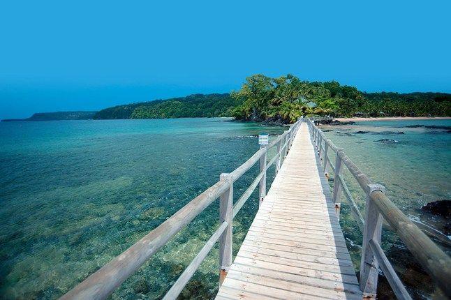 Bom Bom Island Resort, Ilheu Bom Bom, Principe, Sao Tome and Principe