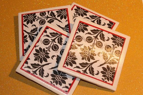 62 best images about ceramic tile crafts on pinterest for Ceramic tile craft ideas