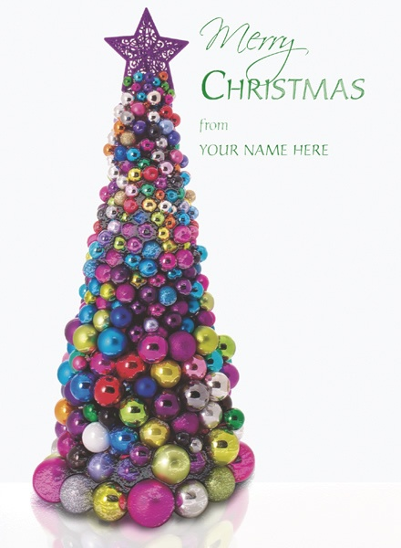 31 best corporate christmas cards images on pinterest corporate tree of baubles christmas cards 2e007 colourmoves