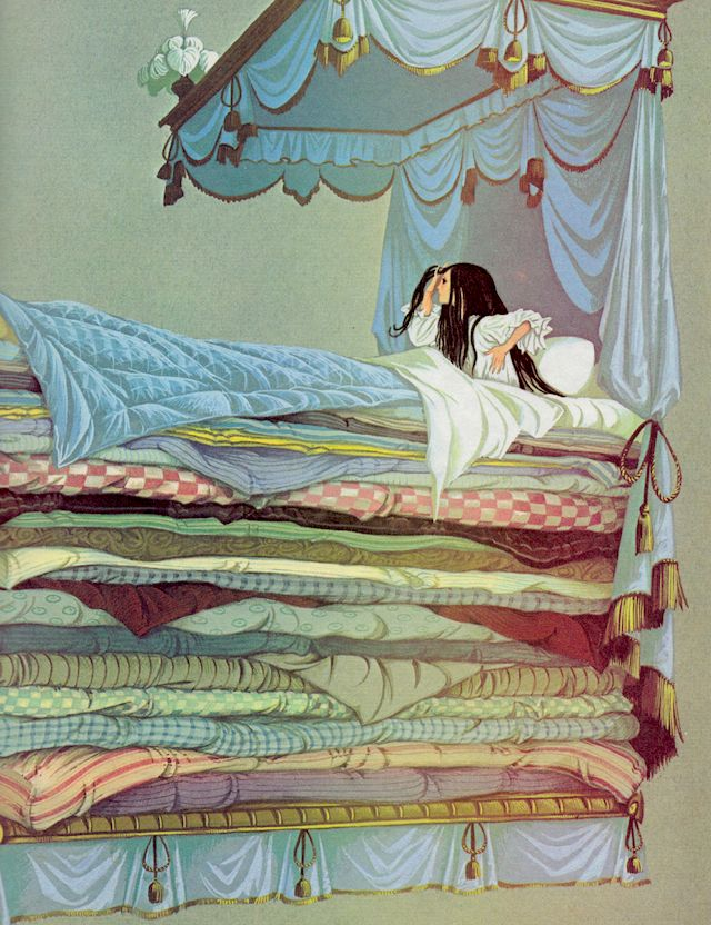 In the shop.... Dean's A Book of Fairy Tales - illustrated by Janet and Anne Grahame Johnstone