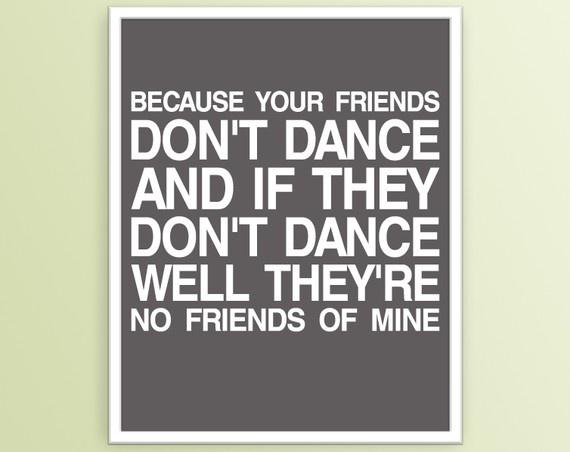 Safety Dance!