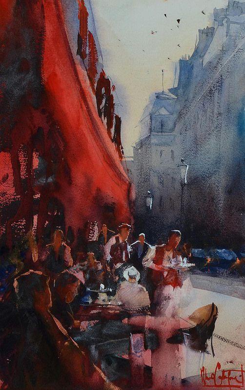 Castagnet. Café Paris | Flickr - Photo Sharing!