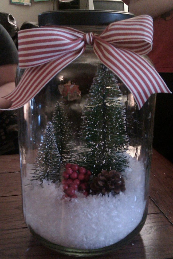 Jen's Happy Spot: Winter Pickle Jar