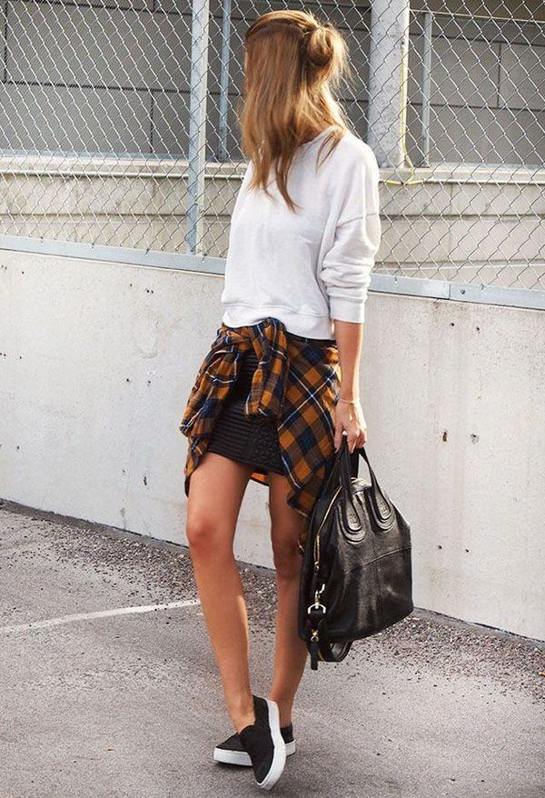 8 Maneiras de Usar Minissaia » STEAL THE LOOK