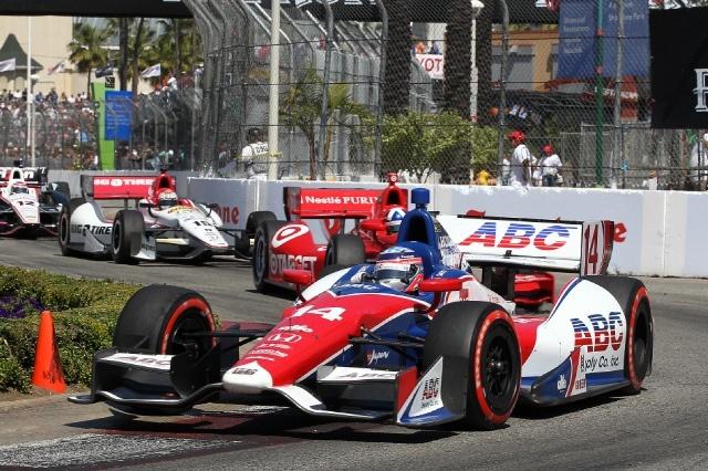 Takuma Sato / 2013 IZOD Indycar Series rd.3 Long Beach
