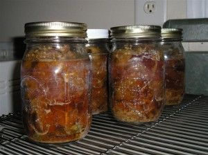 Canned Venison Recipe - New One to try out.