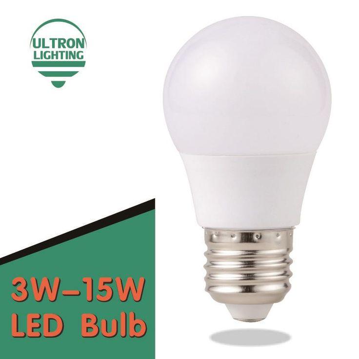 DIPIMPIN Bola Lampu E27 3 W 5 W 7 W 9 W 12 W 15 W 220 V Lampu Pintar IC Nyata Daya spotlight Lampada Kecerahan Tinggi LED Bombillas