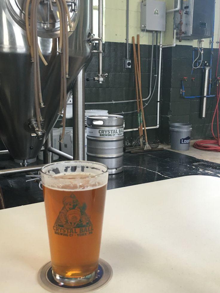 Crystal Ball Brewery