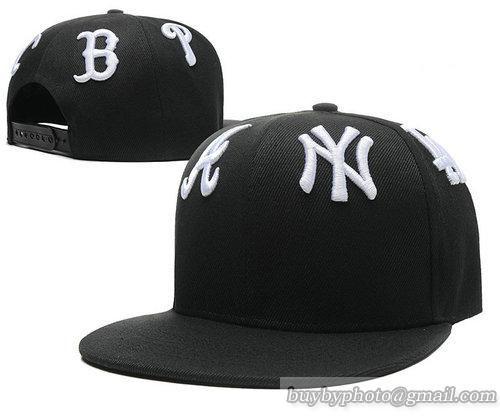 Cheap Wholesale Trendy Hiphop Black Snapback Hats MLB Team Logo 13 for slae at US$8.90 #snapbackhats #snapbacks #hiphop #popular #hiphocap #sportscaps #fashioncaps #baseballcap