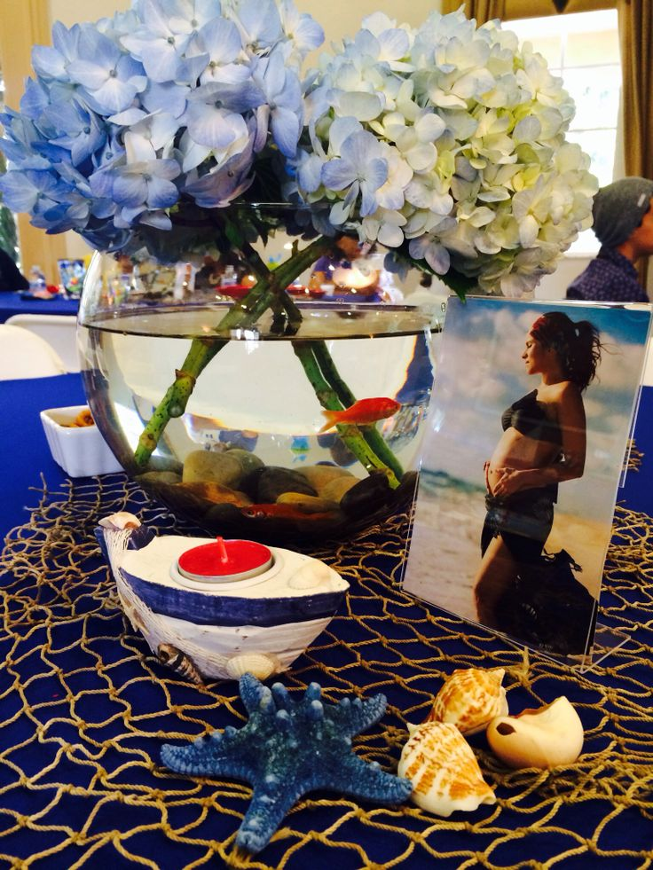 shower centerpieces centerpieces and nautical baby showers