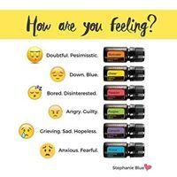 essential oils + mood & emotions