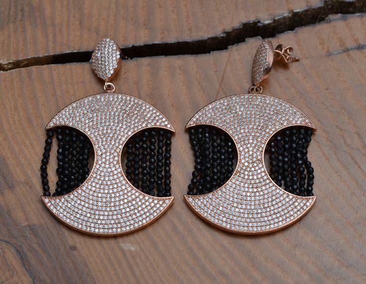A personal favourite from my Etsy shop https://www.etsy.com/listing/292926971/silver-dangle-earrings-silver-earrings
