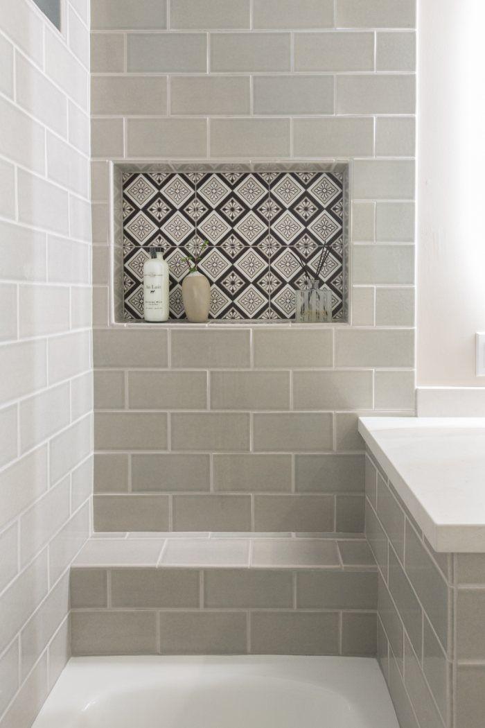 47 best Tile Niche Ideas images on Pinterest | Fireclay tile ...
