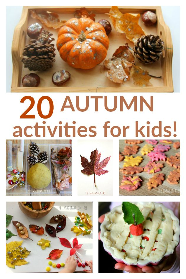 The Best Autumn Activities for Kids!