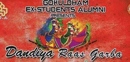 Dandiya Raas Garba 2015 in Mumbai at Gokuldham High School Ground Goregaon  For more info: http://www.nrigujarati.co.in/Topic/4036/1/dandiya-raas-garba-2015-in-mumbai-at-gokuldham-high-school-ground-goregaon.html