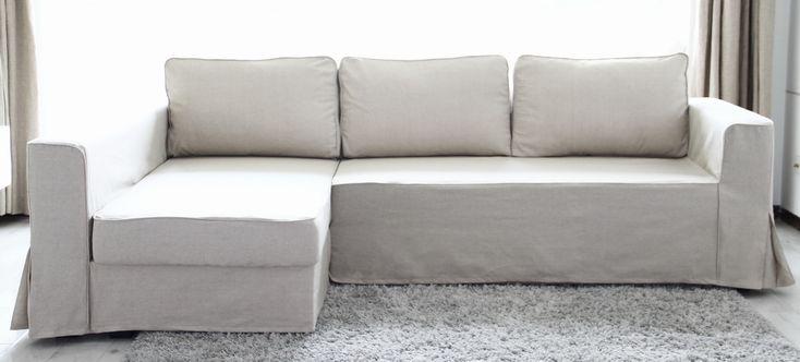 Kivik Sofa Bed Slipcover White