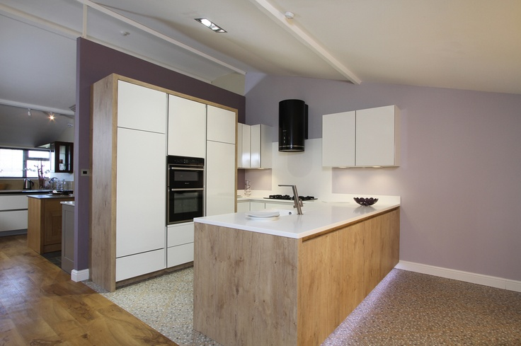 One of our modern style german kitchens by rotpunkt a for German kitchen sinks