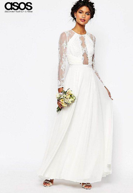 vestidos de novia low cost — más que una boda | la novia | vestidos