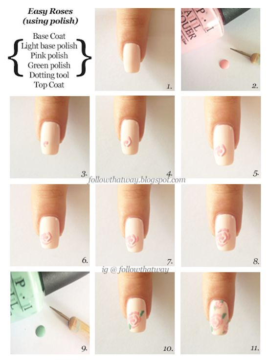 104 best Nail Art images on Pinterest | Cute nails, Nail arts and ...