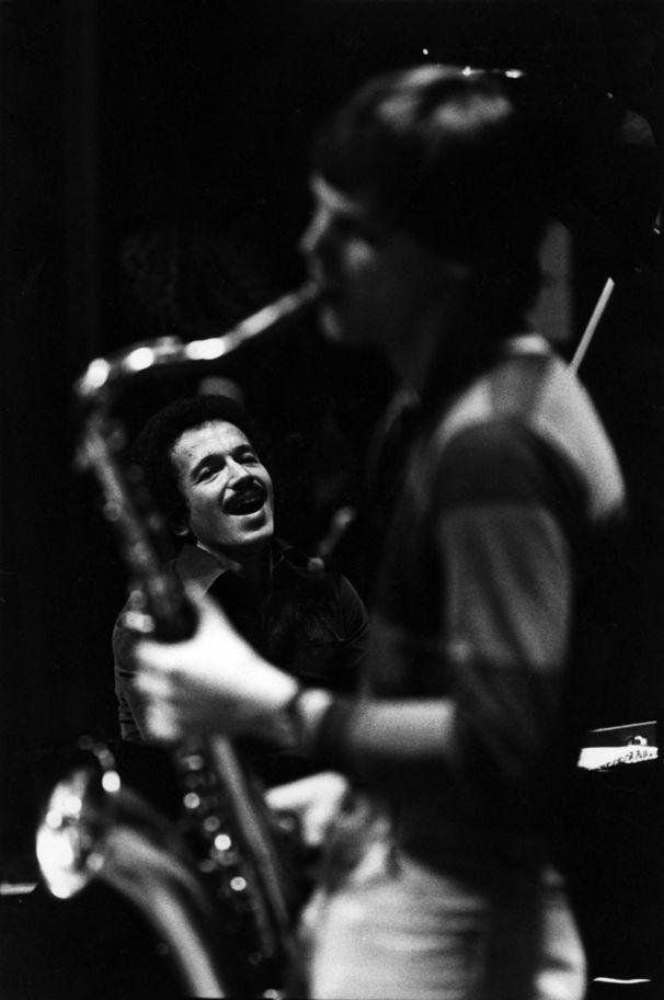 Keith Jarrett (through Jan Garbarek) 1989 @ ECM Records