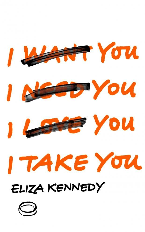 Culture Street | I Take You by Eliza Kennedy