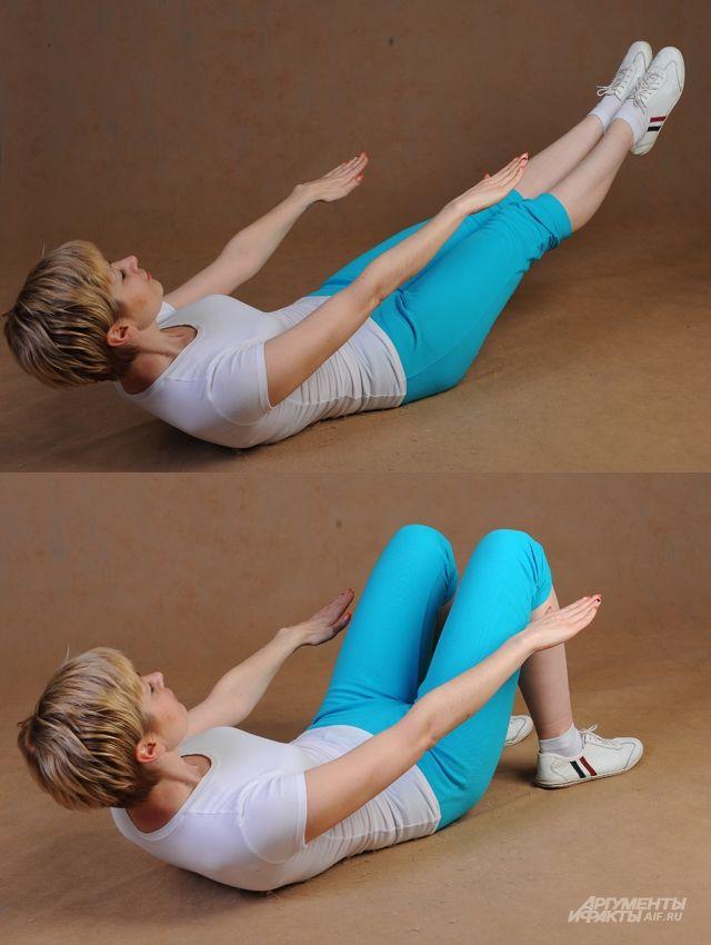 Подкачаем пресс? Тренировка унисекс для мышц живота   Секреты красоты   Здоровье   Аргументы и Факты