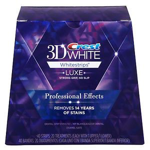 Discover Whiter Teeth With $2.00 Off Crest Whitestrips!