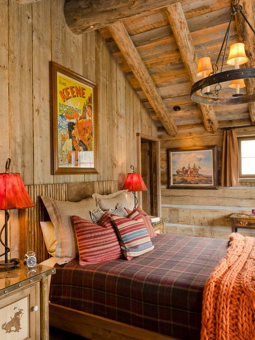 2357 best lake and cabin interior ideas images on for Cabin themed bedroom ideas