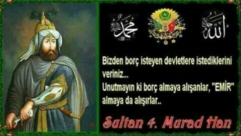 Sultan 4.murad han