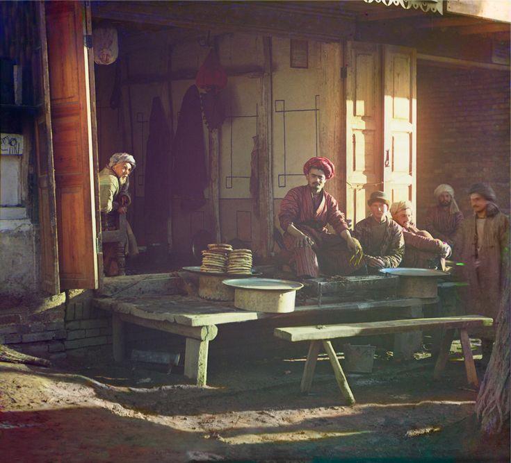 Сергей Михайлович Прокудин-Горский. Цветные фотографии Российской Империи 1905-1915 гг.3988