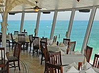 Rooftop revolving restaurant! Spinners Restaurant | Dine & Revolve around St Pete Beach | Grand Plaza Hotel & Beachfront Resort