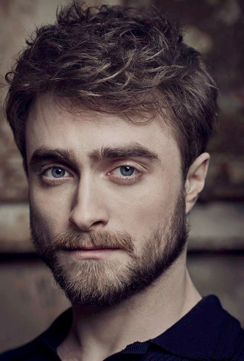 Daniel Radcliffe photographed by Charlie Gray for Vanity Fair Italia