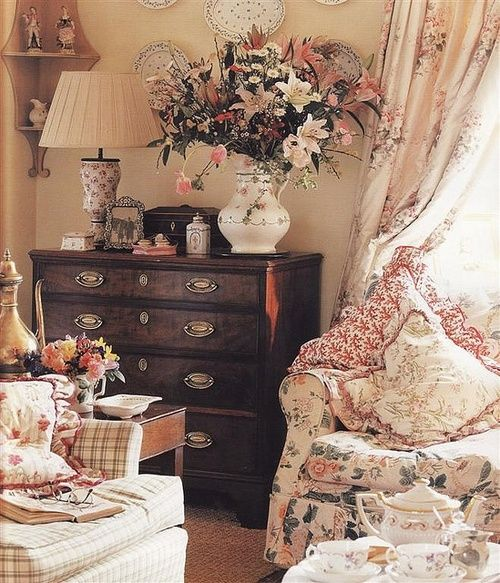 Lovely cottage style