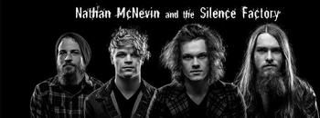 Nathan McNevin and the Silence Factory - Photos