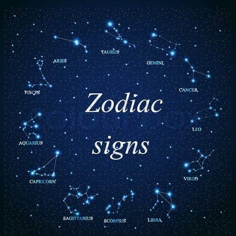 5843361 916490 vector of the aries zodiac sign of the for What is my star sign
