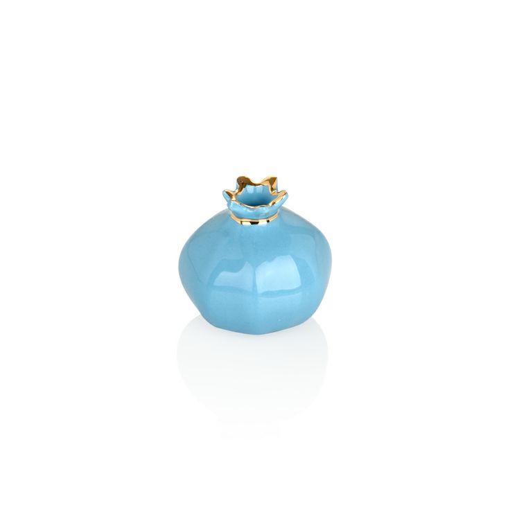 Bernardo Osmanlı Serisi Mavi Nar #bernardo #ottoman #blue #pomegranate #homedesign