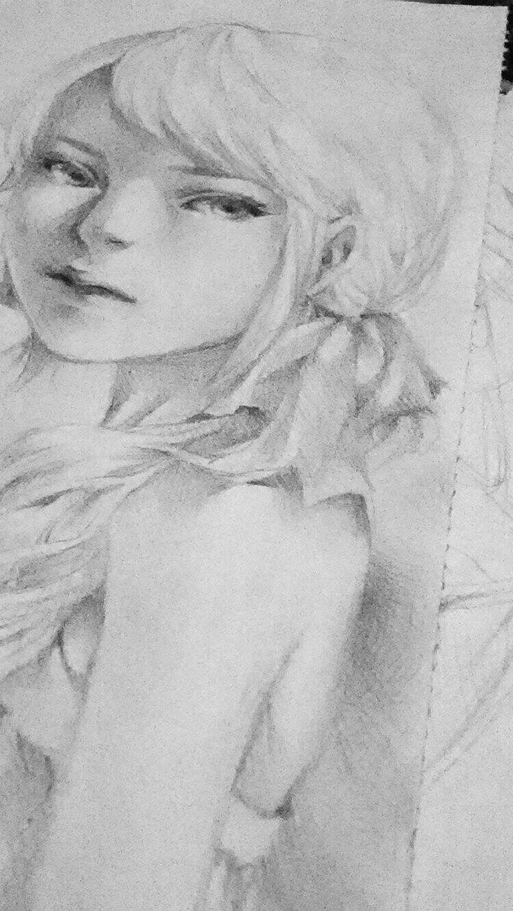 #イラスト#スケッチ#アート#drawing #illustration #artwork #fineart #sketch #doodle #girl #woman