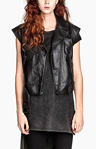 Oure Women Fashion PU Leather Jacket Motorcycle Vest Jacket M Oure http://www.amazon.com/dp/B0140XYWCE/ref=cm_sw_r_pi_dp_xwU2vb1KY82RF