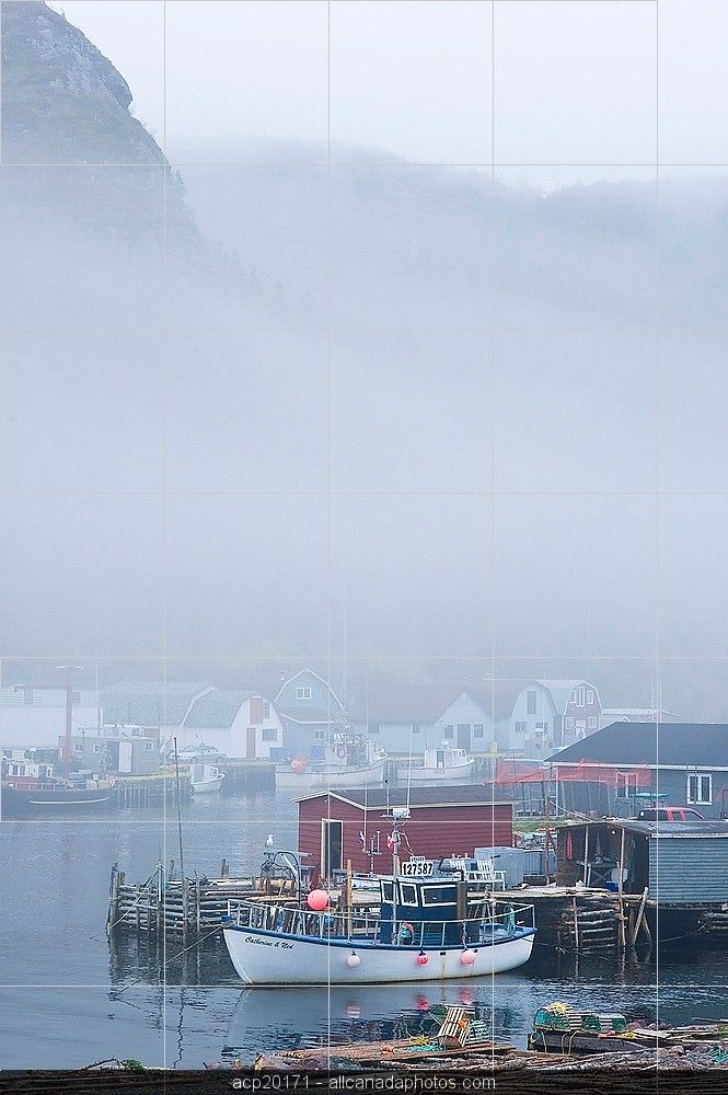 Petty Harbour, Newfoundland Canada