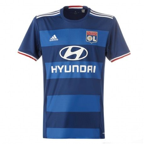 Camiseta del Olympique Lyonnaisn Away 2016 2017